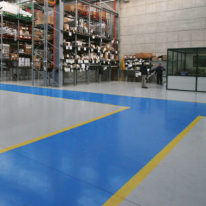 ESD tiles, products for complete flooring