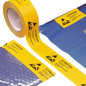 ESD labels and tape, KAPTON tape