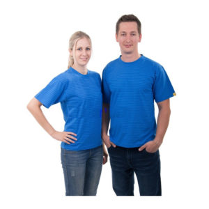 T-shirt ESD in cotone
