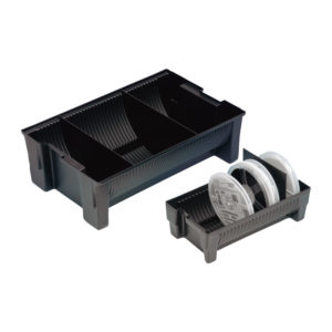 SMD reel containers