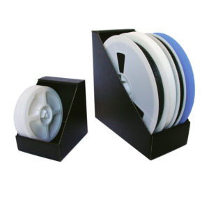 SMD reels and tubes storage bins