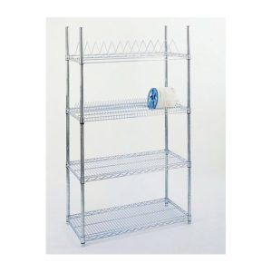 Wire shelves for SMD reels