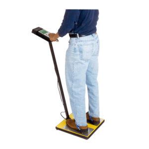 "Data logger wrist strap and footwear tester  ""Smartlog PRO"""