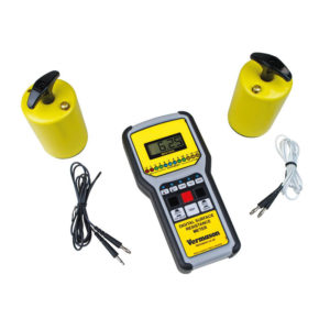 Surface resistance, RH and temperature tester