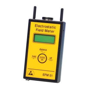 Misuratore di cariche elettrostatiche e kit di ionizzazione